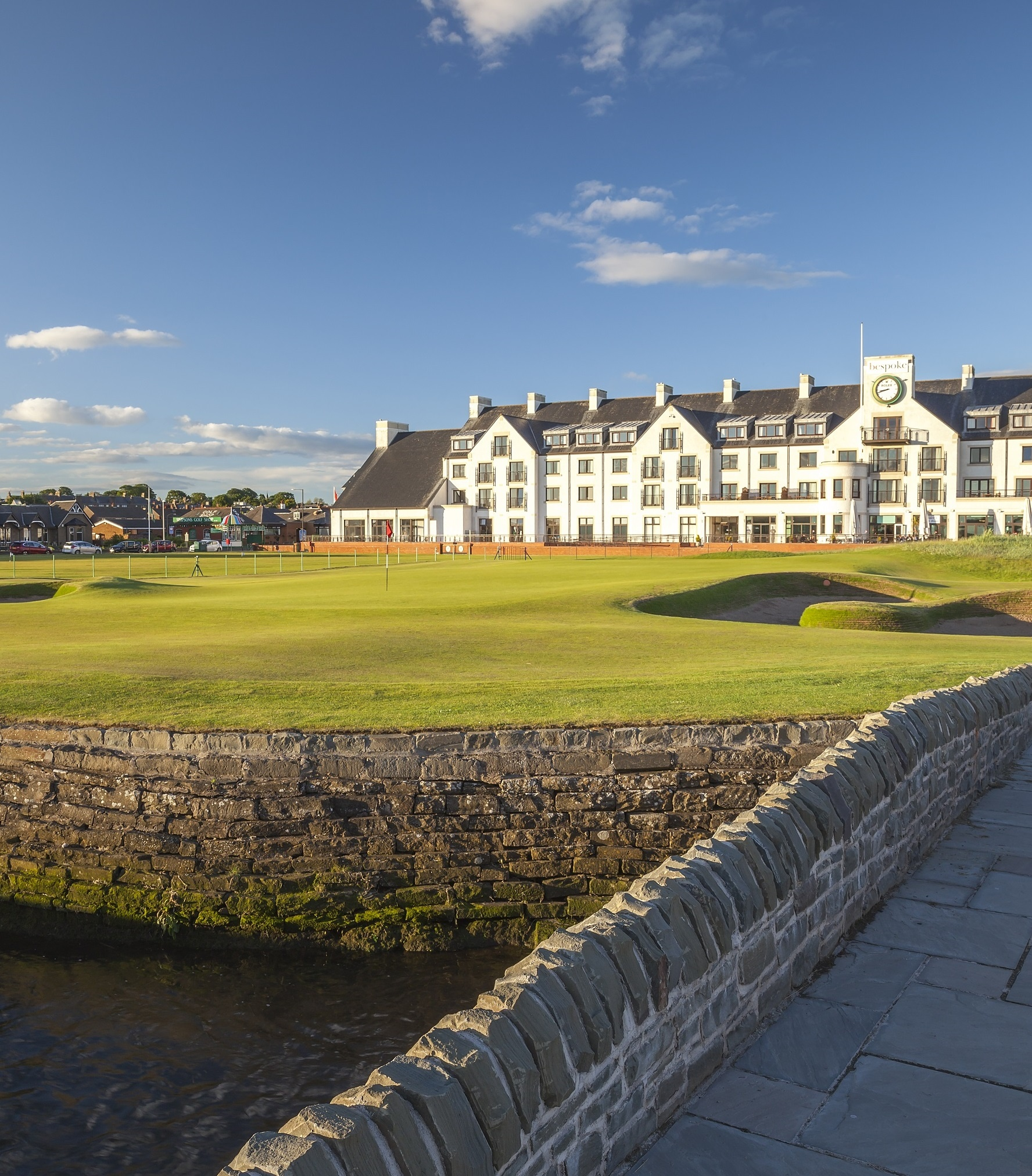 Carnoustie 18th