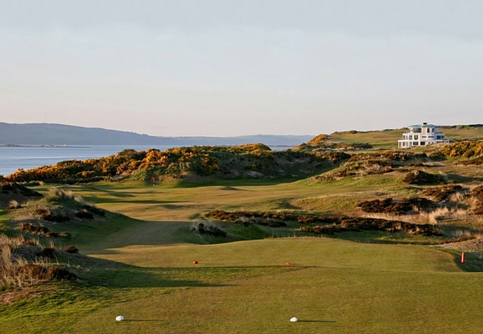 Castle Stuart 8th