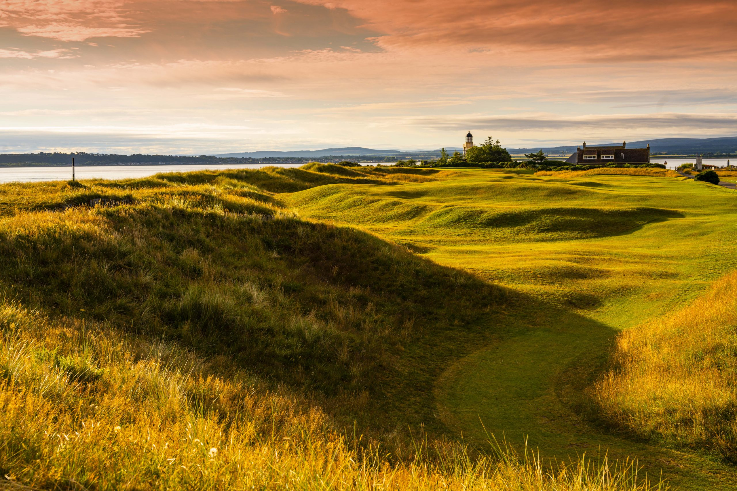 Signature Hole - Lighthouse at Fortrose & Rosemarkie Golf Links